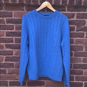 📌 Allan Solly 2-Ply 100% Cashmere Sweater